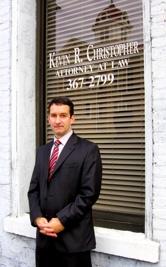 Kevin R. Christopher, Criminal Defense Attorney